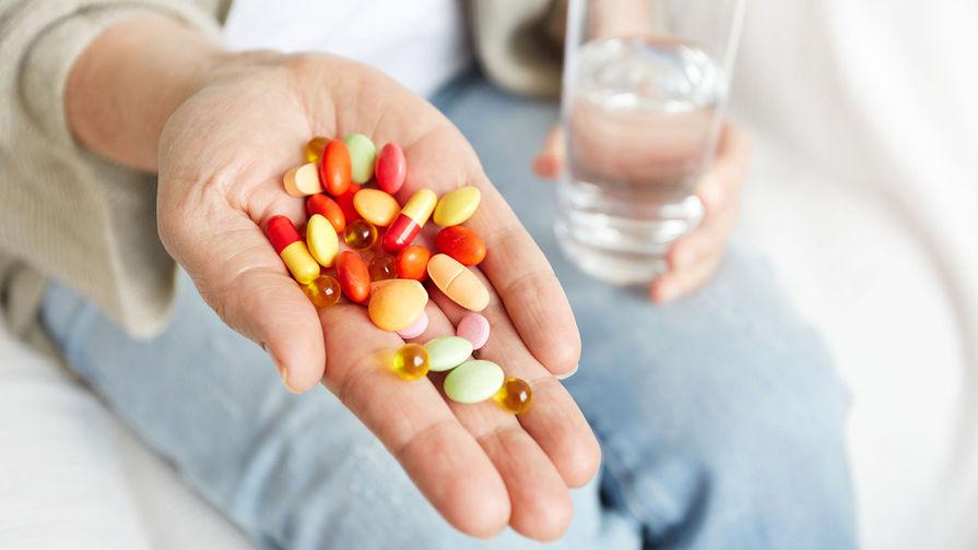прием на витамини