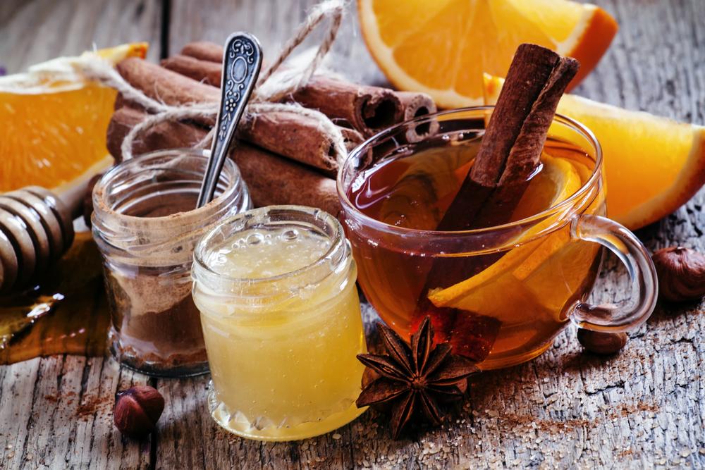 отслабване с мед и канела