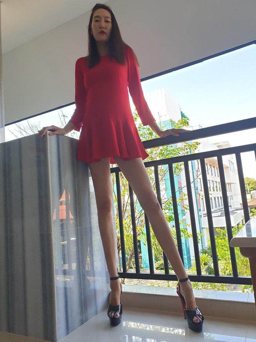 най-дългите крака