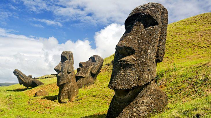 Великаните от Великденския остров