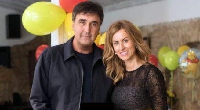 Веселин Маринов и ВЕселина