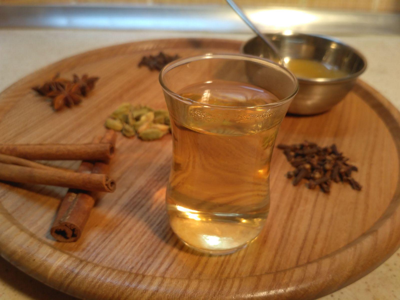 лечебен чай