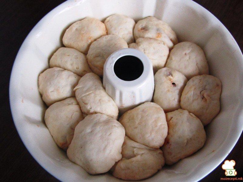 пълнена кекс-погача 2