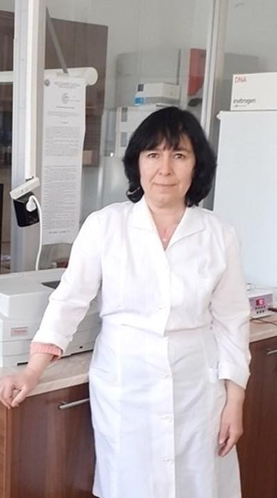проф.Пенка Петрова