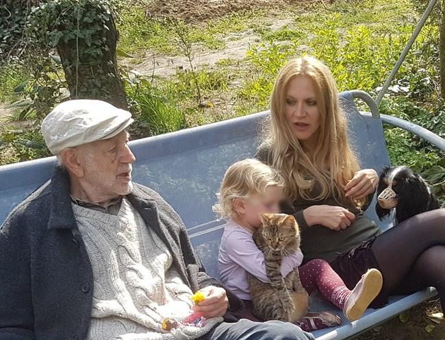 Ицко Финци семейство