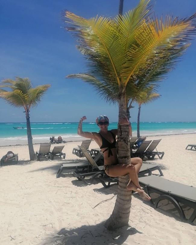 Хепи Ванче в Доминикана