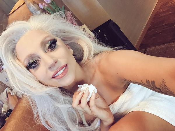 лейди Гага диета