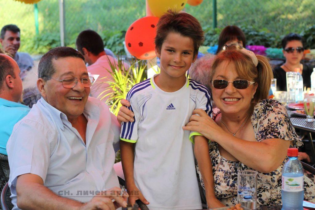 Вижте малкия внук на Марги Хранова и мъжа й. Ето и защо се е съгласила да влезе в Къщата (снимки)