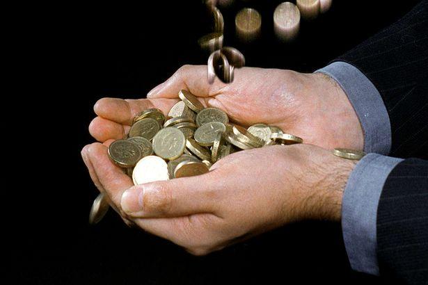 шепи с пари