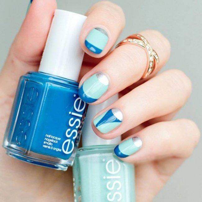Нюанси на синьо