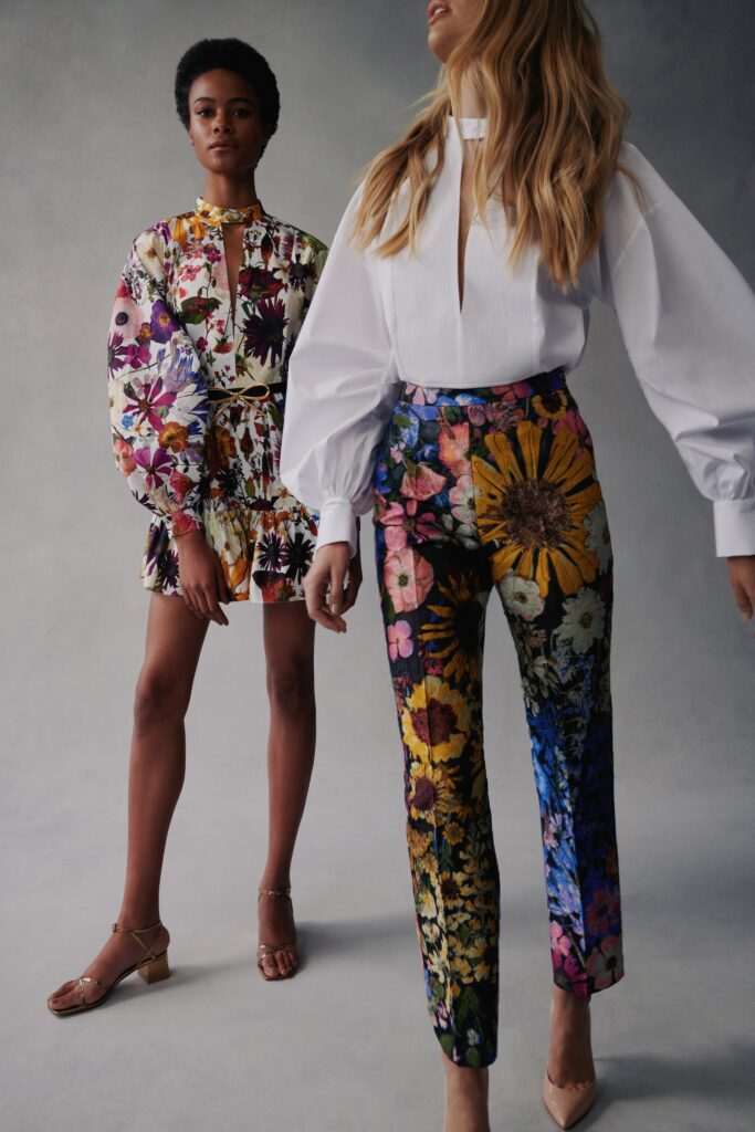 модерна блуза есен