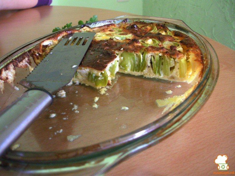 солена пита с тиквички 2