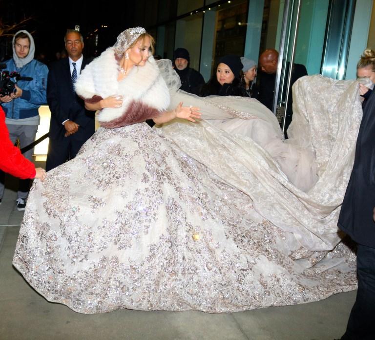 Джей Ло сватба