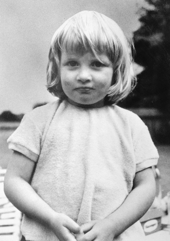 малката Даяна
