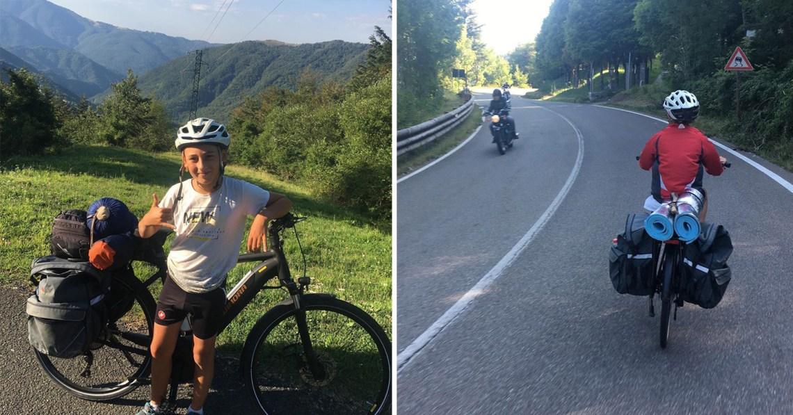 пътуване с велосипеди