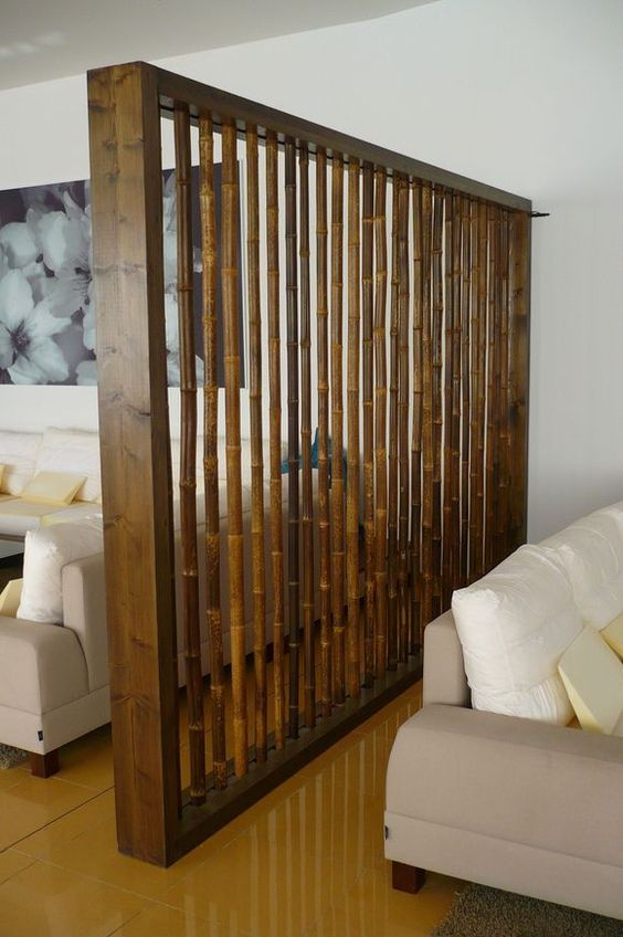 бамбукова преграда