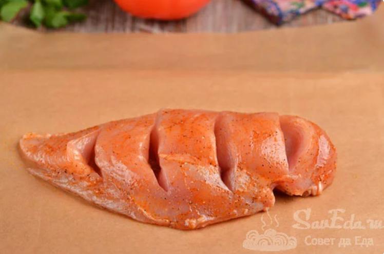 разрези пиле