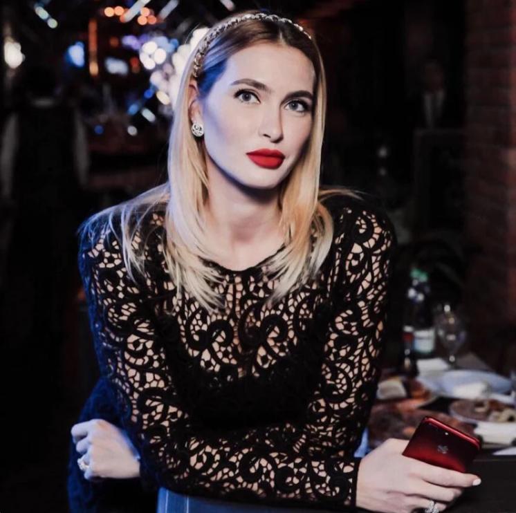 руска красавица
