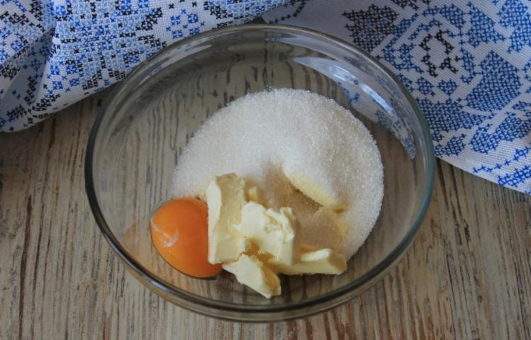 яйце и захар
