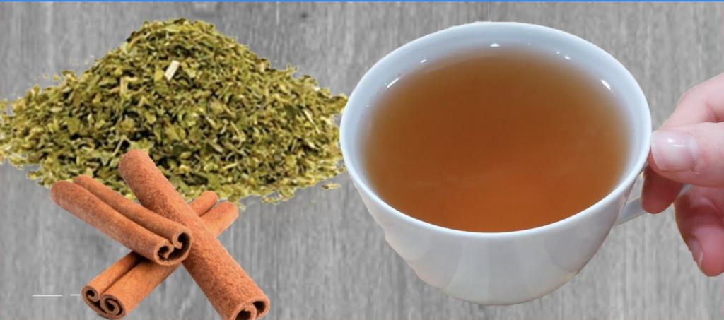 чай канела и риган