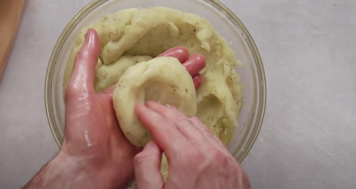 картофени гнезда