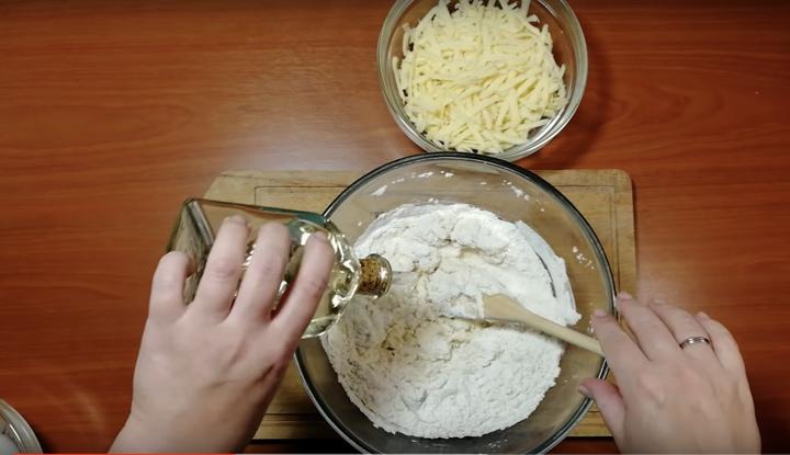 забъркване на тесто