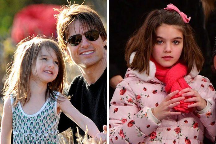 дъщерята на Том Круз