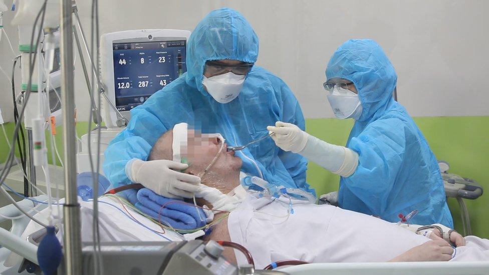 болница Ковид