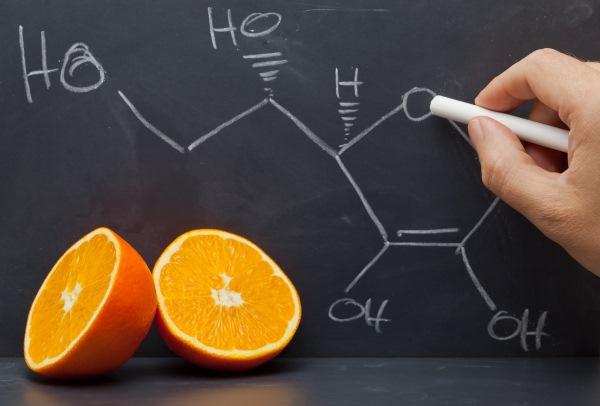 Витамин С формула