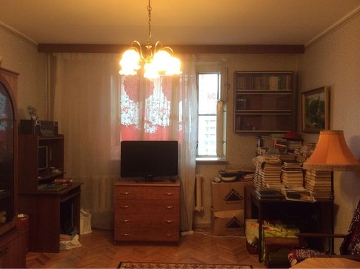 преобразуване на стария дом