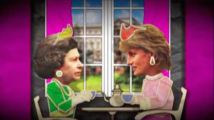 Даяна и Кралицата