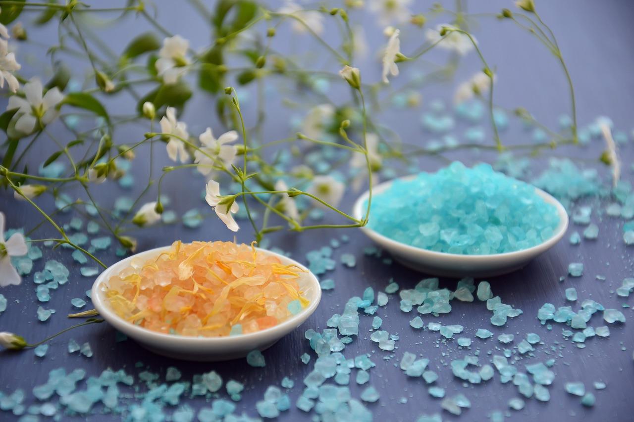 морска сол срещу болката