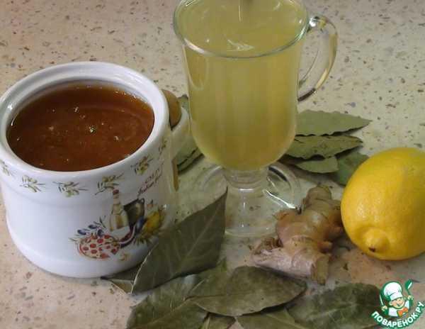 чай дафинов лист