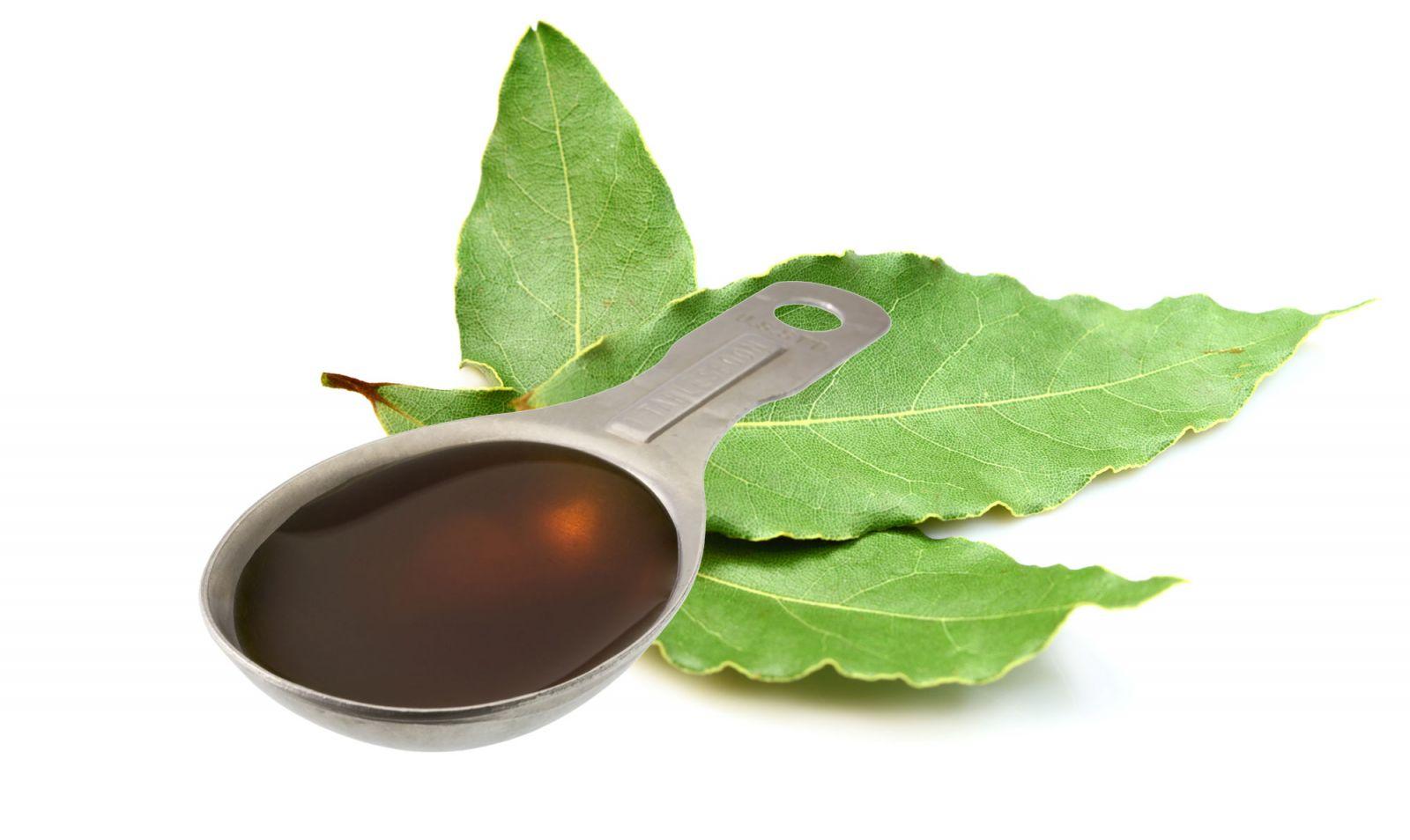 сироп дафинов лист