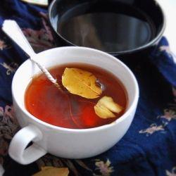 чай с дафинов лист