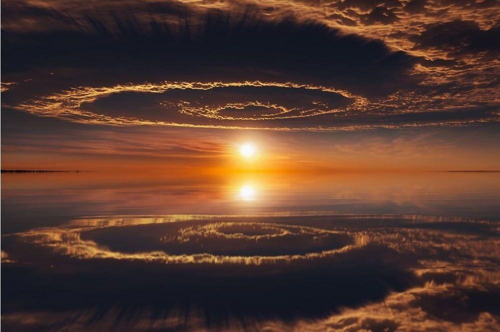 портал между небето и земята