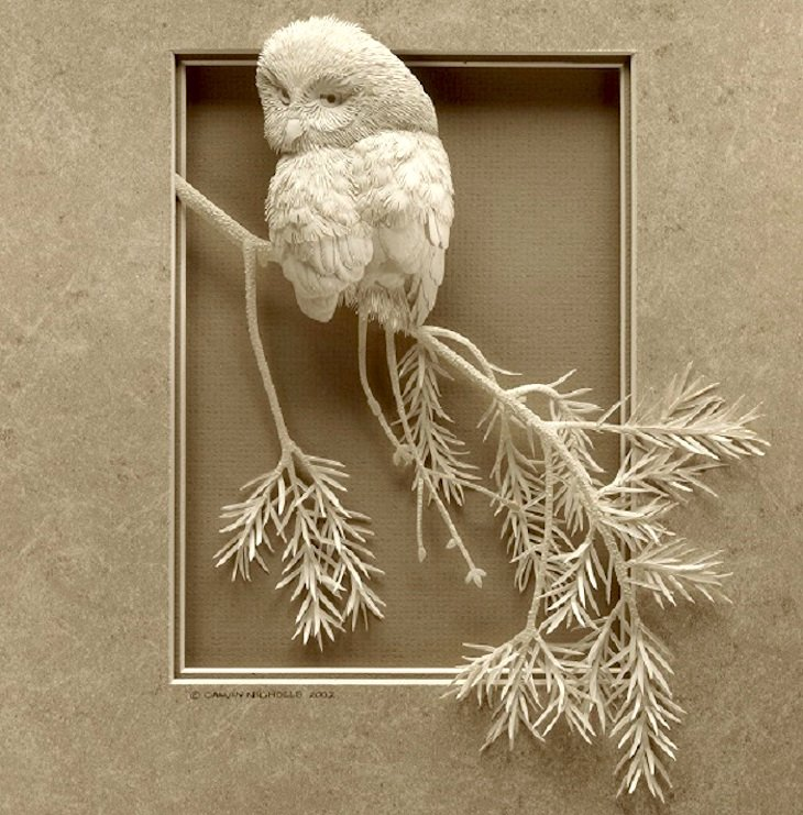 artist_creates_3d_paper_sculptures_that_look_real_6
