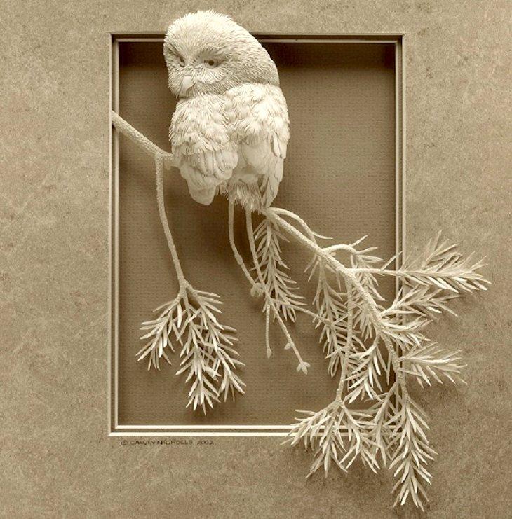 artist_creates_3d_paper_sculptures_that_look_real_6