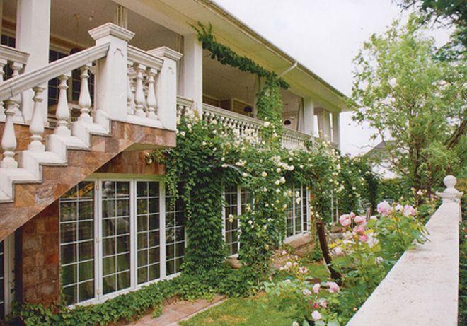 къщата на Маги Халваджиян