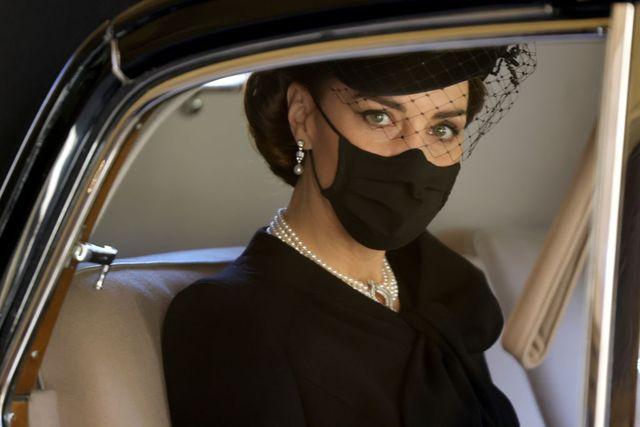 Кейт Мидълтън маска