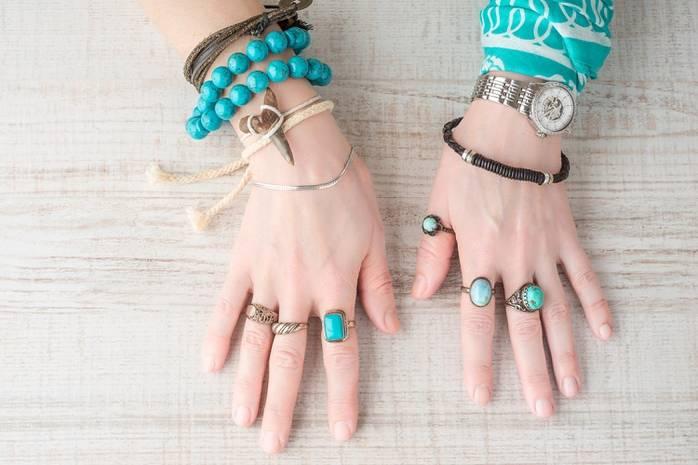 пръстени като амулет