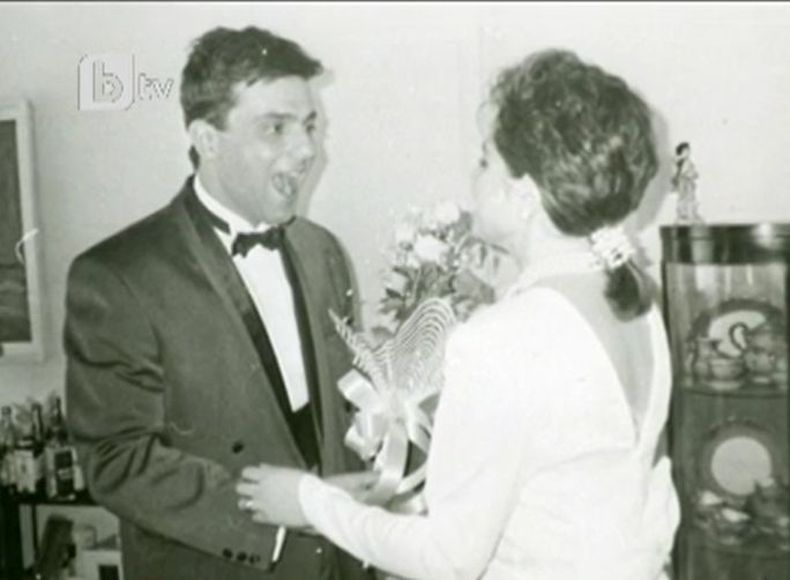 Хилда Казасян сватба