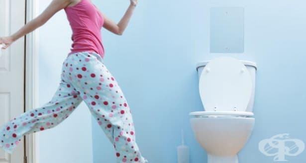 ходене до тоалетна