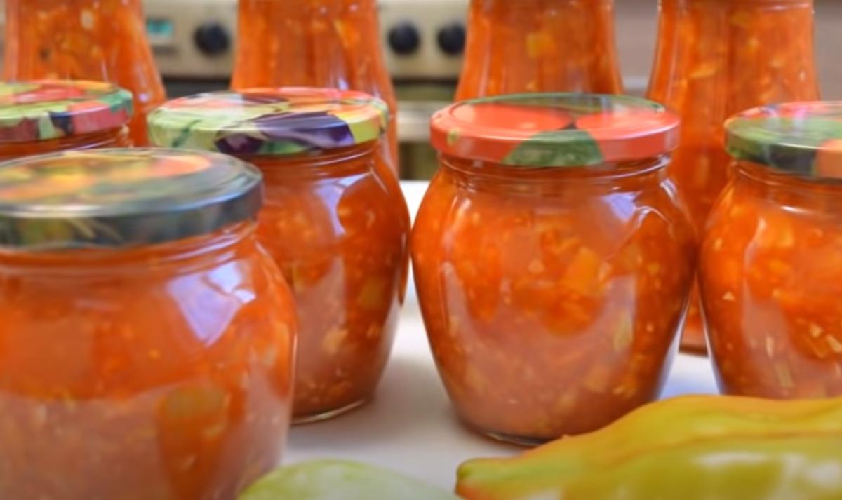 зеленчуков сос в буркани