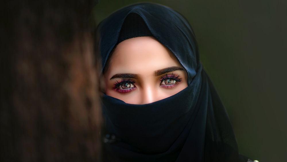 туркиня с красиви очи