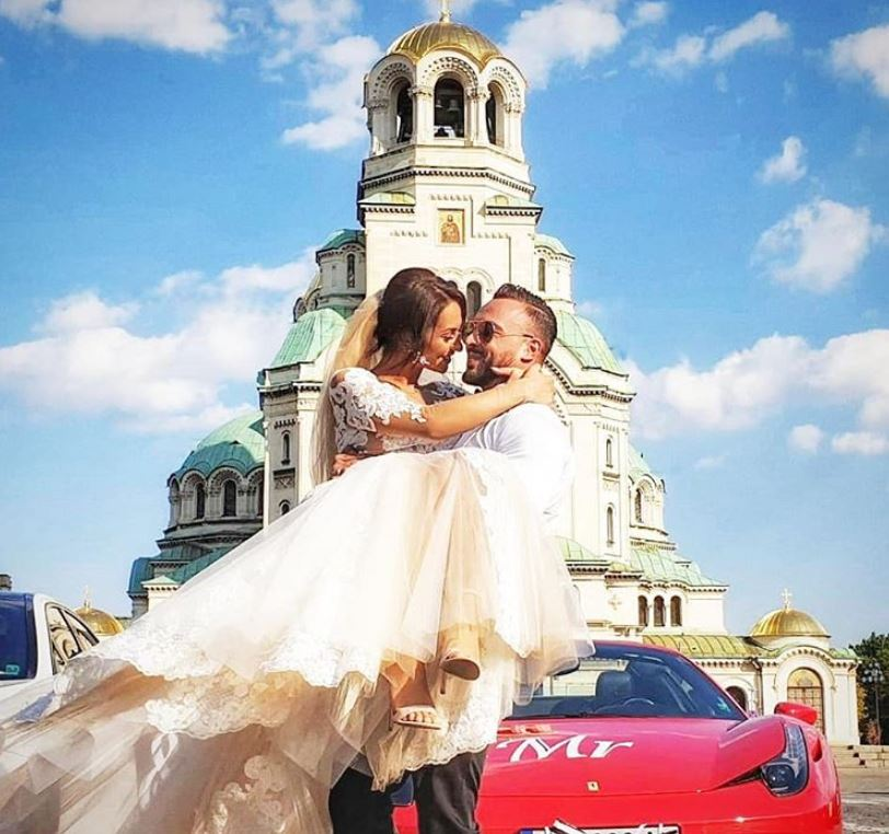 Митака и джулия сватба