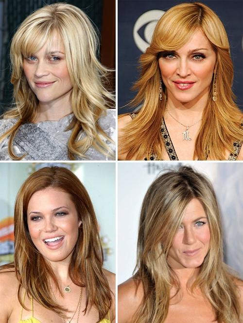 фризури за тънка коса