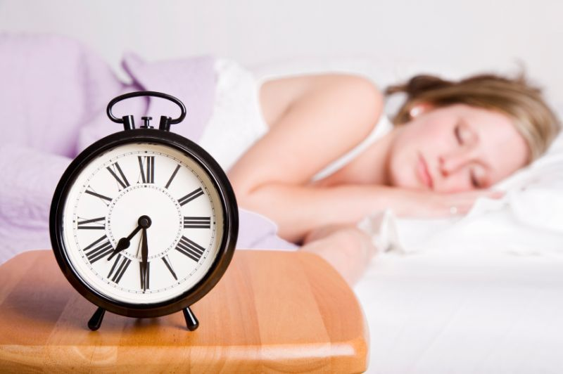 достатъчно сън