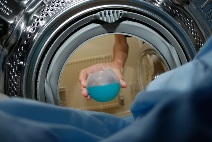 пране в пералня
