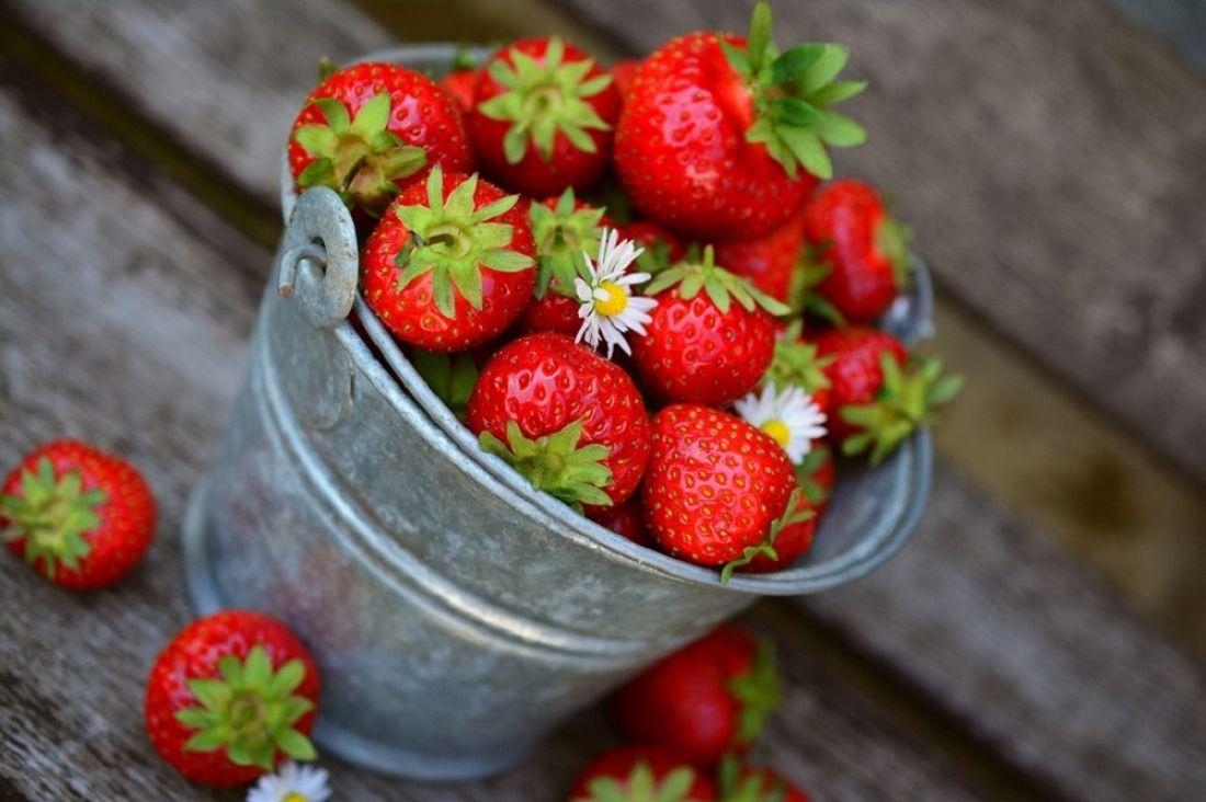 как се избират ягоди